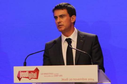 Jeudigital Matignon Manuel Valls