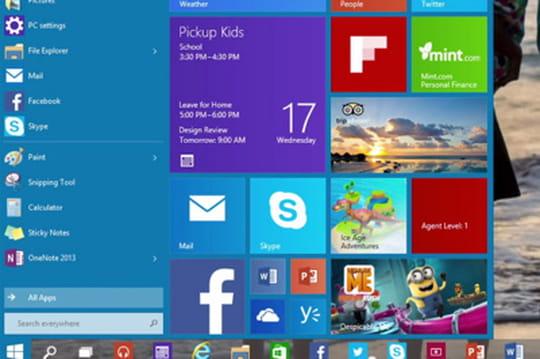 Windows 10 : une beta de la version grand public pour fin janvier?