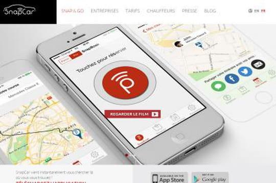 VTC : SnapCar lève deux millions d'euros et mise sur le marché des entreprises