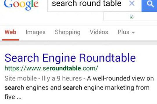 """SEO : le label """"site mobile"""" de Google est arrivé en France"""