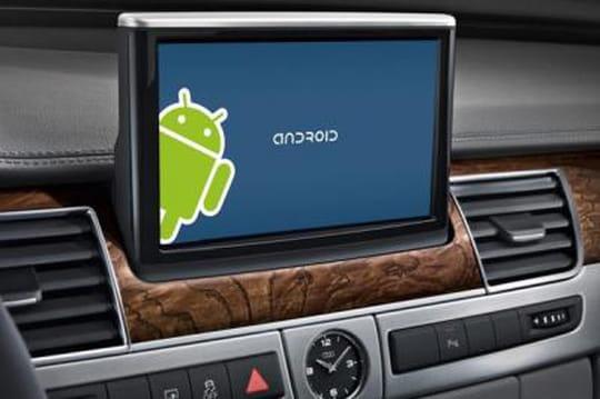 Avec Android M, Google veut créer l'OS automobile standard de demain