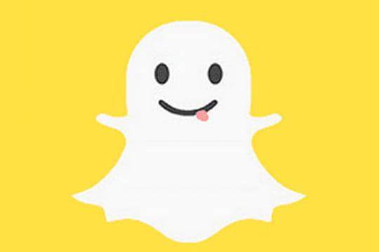 Snapchat levée