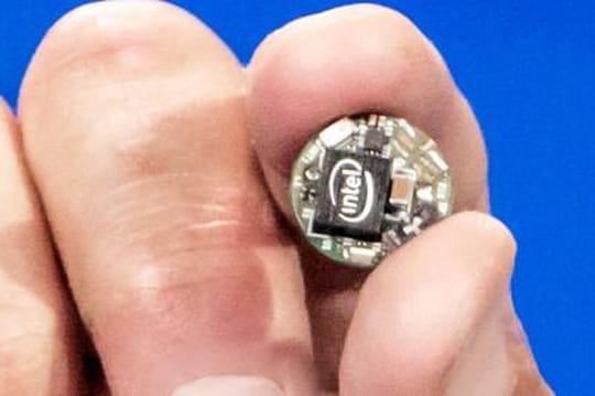 Curie : Intel dévoile son arme pour l'Internet des objets