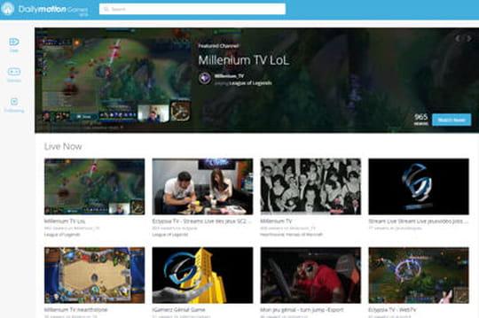 Dailymotion lance son concurrent de Twitch