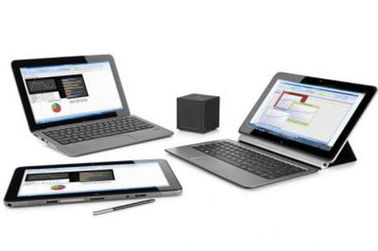 HP : nouvelles tablettes Windows et Android (HP Elite x2 1011 G1, ElitePad 1000, Pro Tab 408)