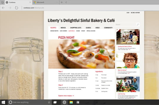 Microsoft Spartan : un navigateur alternatif à Internet Explorer