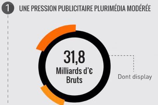 marché publicitaire france 2014