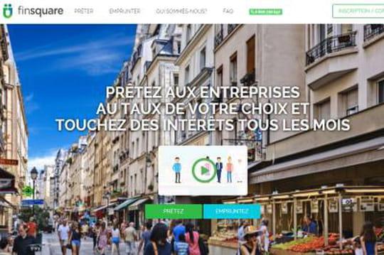Finsquare fonds 150 millions d'euros H2O Participations