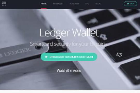 Bitcoin : Le Français Ledger lève 1,3million d'euros