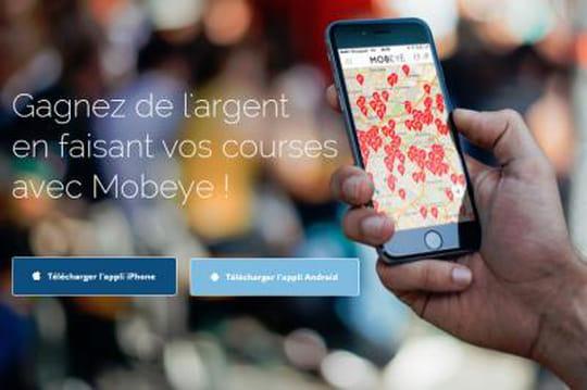 Mobeye levée 1,2 million d'euros