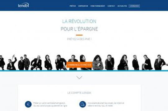 Lendix financement 28 millions d'euros 0315