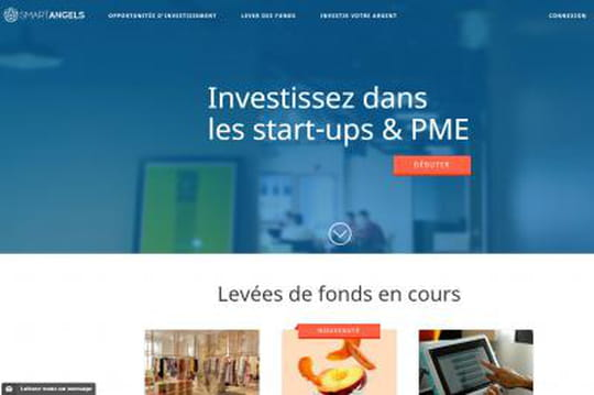 Allianz France Idinvest partenariat Smartangels 0415