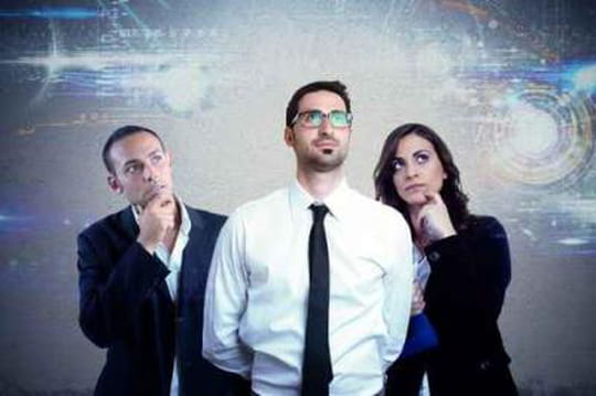 Banques fintech start-up
