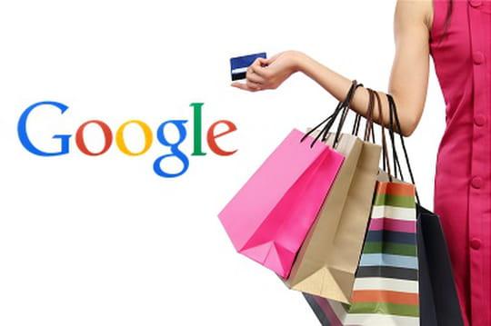 Google bouton acheter