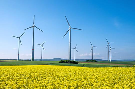 edf pulse prédire la production d'énergie éolienne