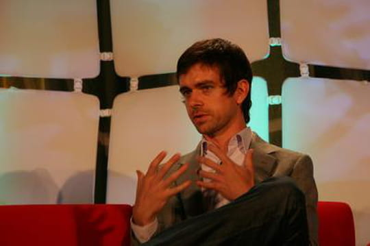 Jack Dorsey biographie Twitter Square