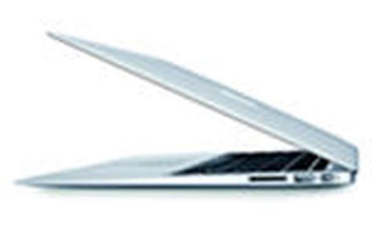 Nouveaux Macbook Air Mac OS X Lion