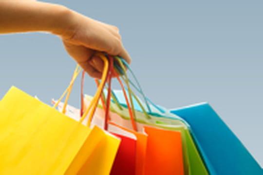 Ville shopping