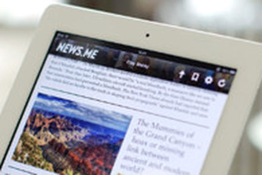 Bit.ly lance son Google News social sur iPad