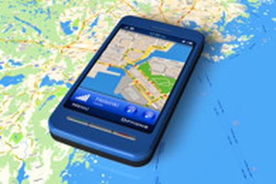 L'audience de la cartographie sur mobile progresse de 40% en France