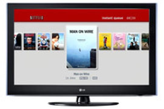 Netflix devrait lancer son offre VoD en Europe en 2012