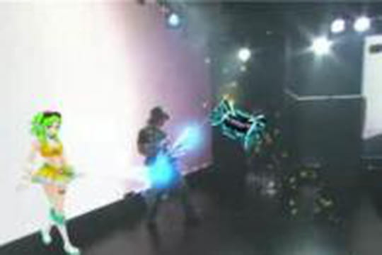 La réalité augmentée utilisée dans les boites de nuit japonaises