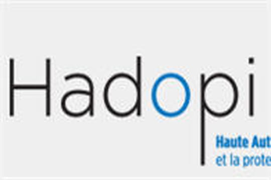 Hadopi reçoit 11millions d'euros du ministère de la Culture