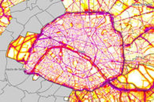 Bruitparif lance une carte interactive des nuisances sonores