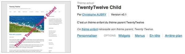 wordpress theme enfant 4