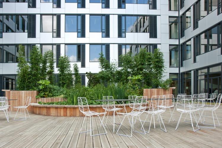 Terrasses exterieures meilleures images d 39 inspiration for Brumisateur de jardin castorama