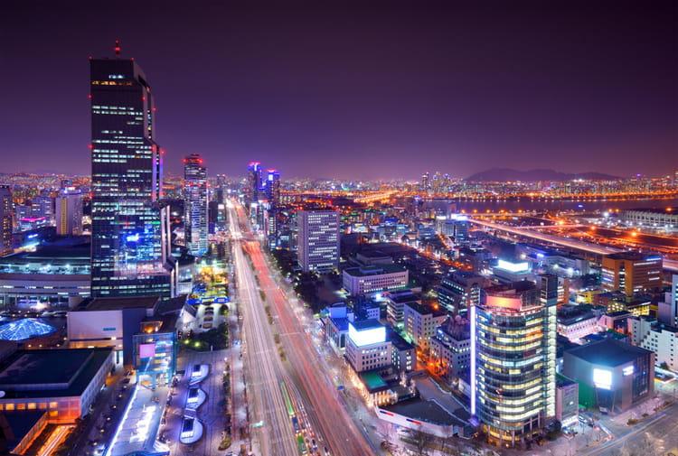 12e : Corée du Sud, 1 561 milliards de dollars