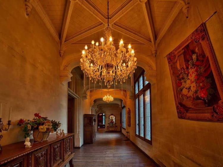 Les couloirs sont de vraies galeries
