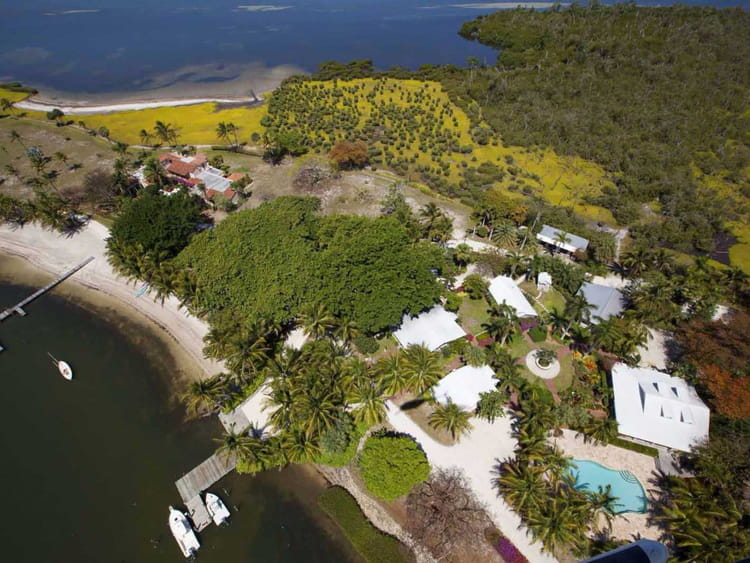 Little Bokeelia, petit coin de Paradis au sud de la Floride...