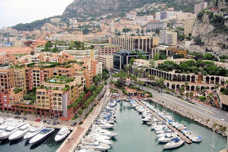 8e : Monaco