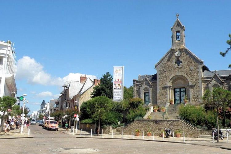 24e : La Baule-Escoublac (Loire-Atlantique),  23,2 mètres carrés de pouvoir d'achat