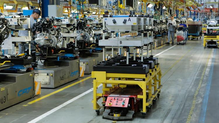 Avec le full kitting, PSA révolutionne la production de voitures en Europe