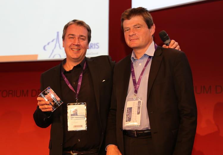 Trophée du meilleur cas client cloud : Simplicité pour un projet chez Alstom