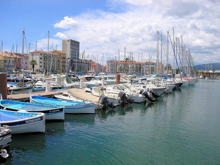 18e : La Seyne-sur-Mer (Var), 2 892 euros le mètre carré