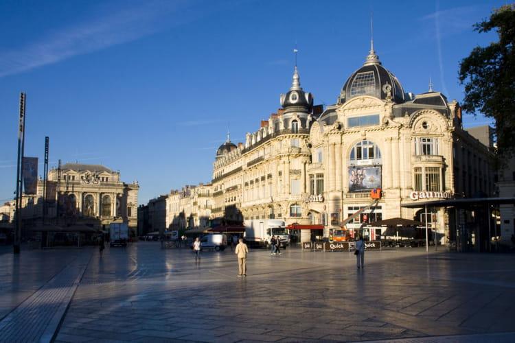 12e ex aequo : Montpellier