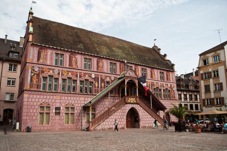7e : Mulhouse (Haut-Rhin), +1,53 point de hausse des impôts locaux