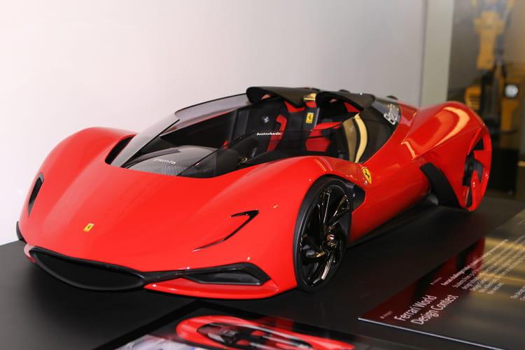 La Ferrari du futur