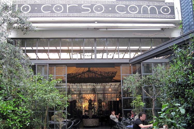 Le concept 10 Corso Como de Milan