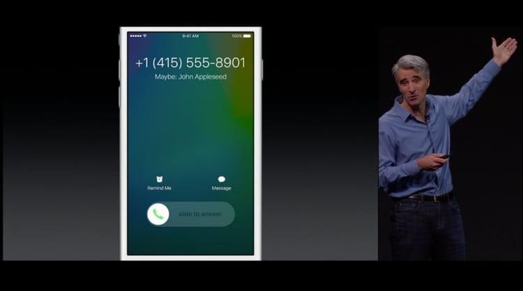 Deviner qui vous appelle