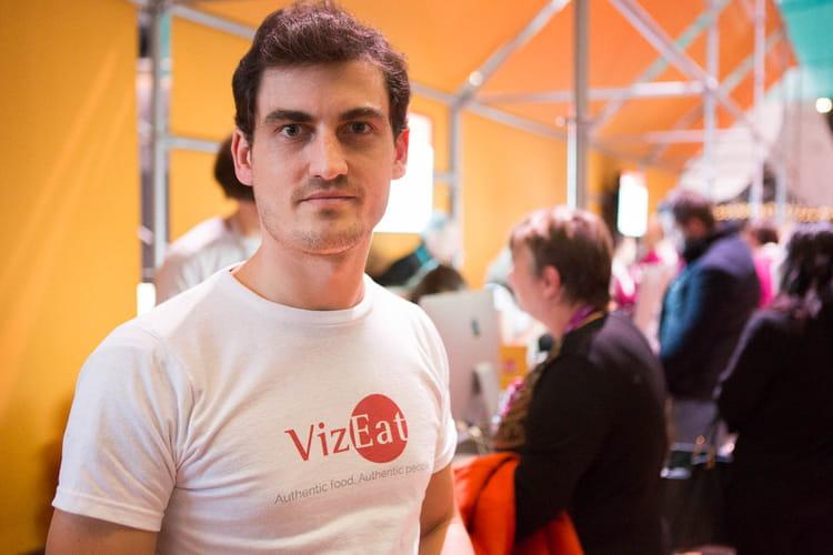 VizEat, partenaire de l'Airbnb Open