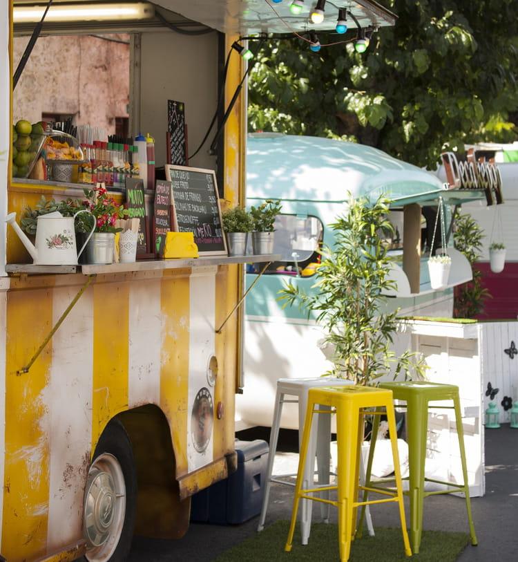 Ouverture De Restauration Rapide Street Food  Ef Bf Bd Paris