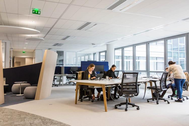 7 types de bureaux s'offrent aux collaborateurs