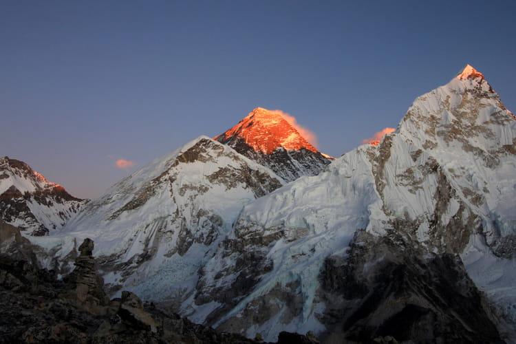 L'Everest, Népal