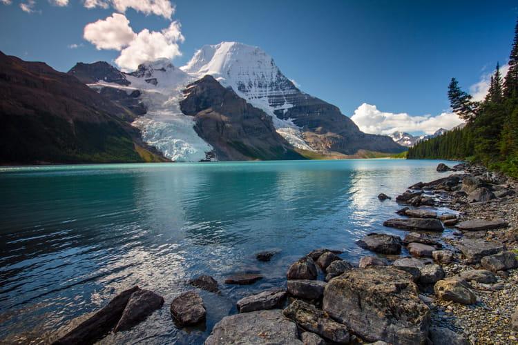 Le lac Berg, Canada
