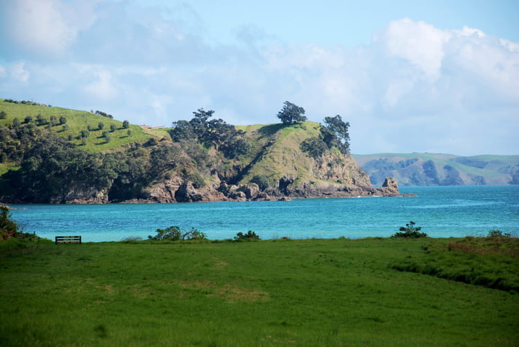 Ile de Waiheke, Nouvelle-Zélande