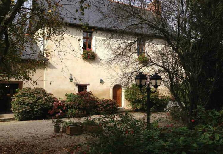 Un manoir du 16e siècle à Rennes
